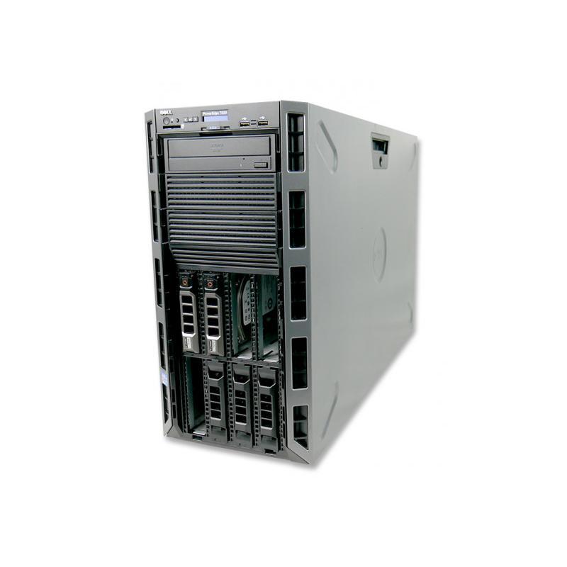 Dell Poweredge T620 Torre 2x Intel Xeon Octa Core E5 2650 2 GHz. · 64 Gb. DDR3 RAM · 2x 2.00 Tb. SAS 3.5'' · 8 bahías (6 vacías