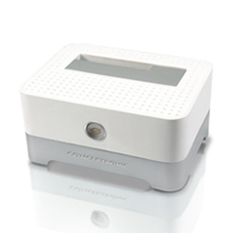 Conceptronic 2,5/3,5 inch Hard Disk Docking Station USB 3.0 - Imagen 1