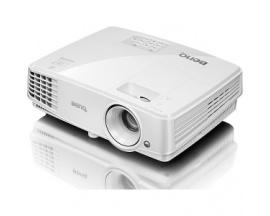 Proyector DLP BenQ MW571 - 3D Ready - 720p - HDTV - 16:10 - Frontal, De Techo - 196 W - 1280 x 800 - WXGA - 13,000:1 - 3200 lm -