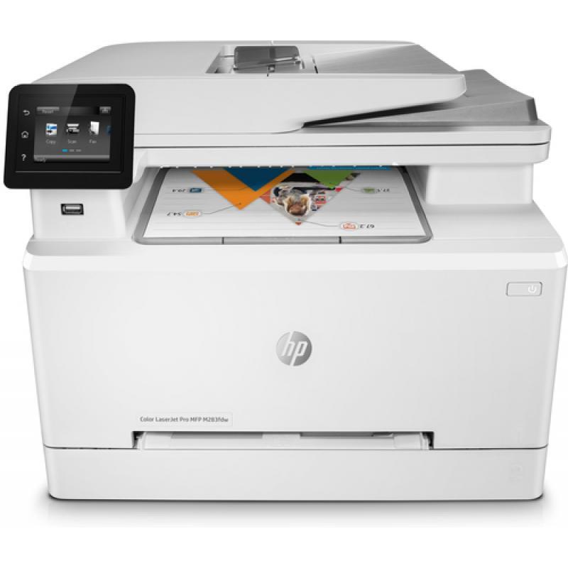 HP Color LaserJet Pro M283fdw Laser 600 x 600 DPI 22 ppm A4 Wifi - Imagen 1