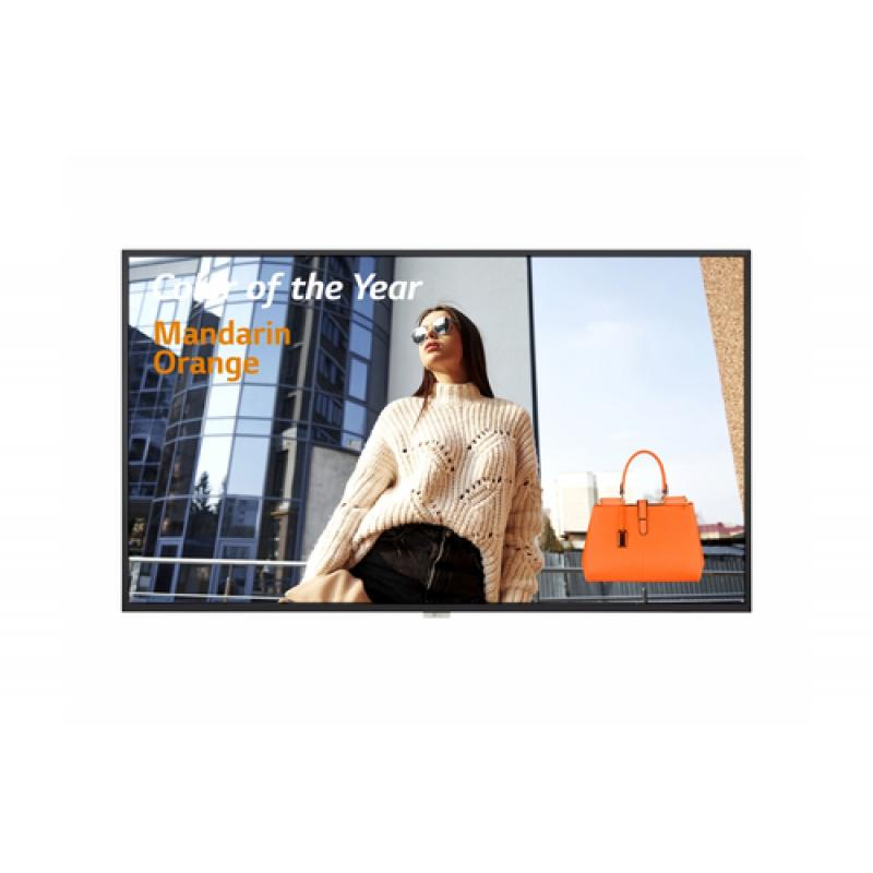 """LG UH5F 165,1 cm (65"""") LED 4K Ultra HD Pantalla plana para señalización digital Negro - Imagen 1"""