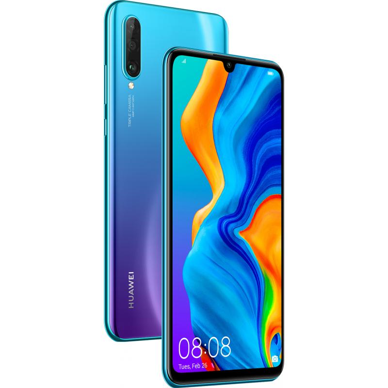 "P30 lite 15,6 cm (6.15"") 6 GB 256 GB Ranura híbrida Dual SIM Azul 3340 mAh - Imagen 1"