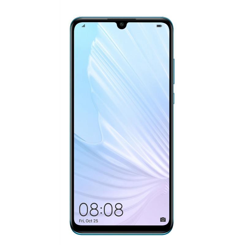 "P30 lite New Edition 15,6 cm (6.15"") 6 GB 256 GB Ranura híbrida Dual SIM Azul, Cian, Violeta 3340 mAh - Imagen 1"