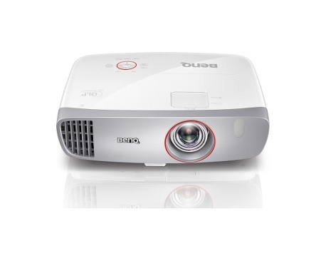 Proyector DLP BenQ W1210ST - 3D Ready - 1080p - HDTV - 16:9 - De Techo, Frontal - 240 W - 3500 Hora(s) Normal Mode - 5000 Hora(s
