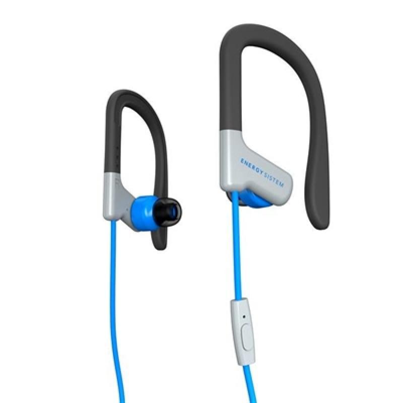 ENERGY SISTEM EARPHONES SPORT 1 BLUE MIC (SE· - Imagen 1