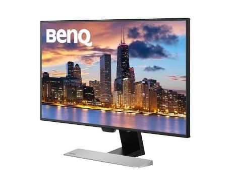 """Monitor LCD BenQ EW2770QZ - 68,6 cm (27"""") - LED - 16:9 - 5 ms - 2560 x 1440 - 16,7 Millones de colores - 1,000:1 - WQHD - Al"""