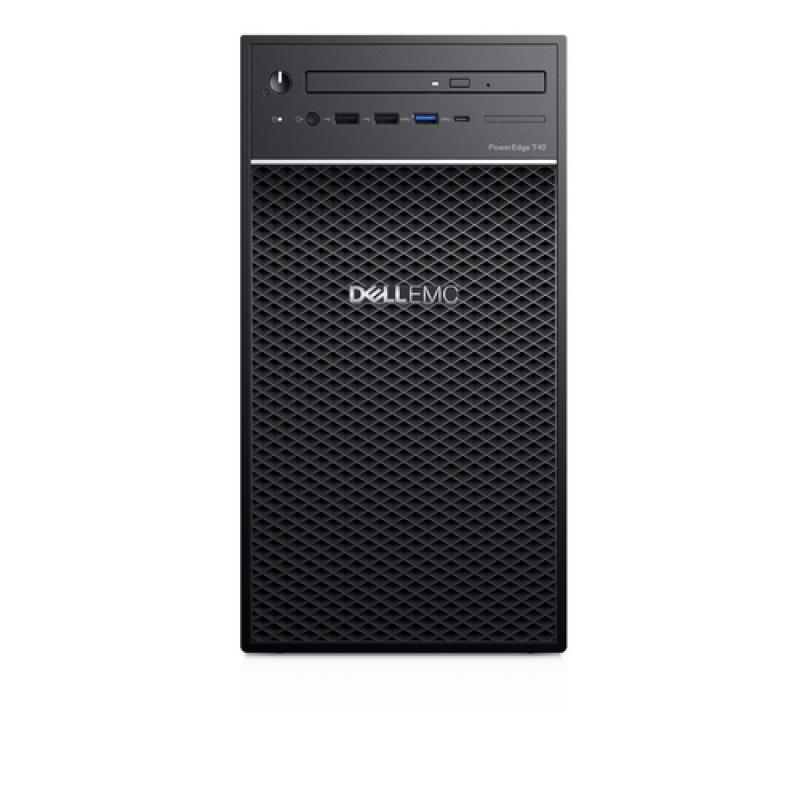 DELL PowerEdge T40 servidor 3,5 GHz Intel Xeon E Mini Tower 300 W - Imagen 1