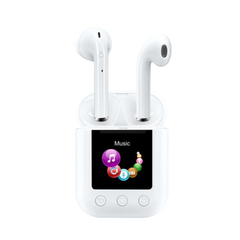 Denver TWM-850 reproductor MP3/MP4 Reproductor de MP4 Blanco 8 GB - Imagen 1
