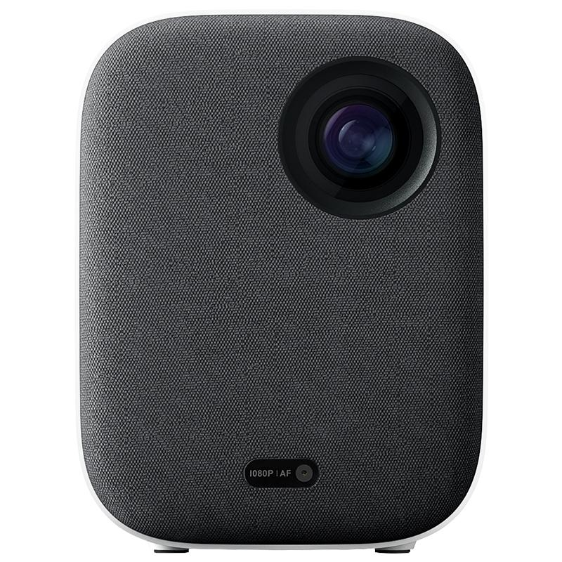 Mi Smart Projector mini videoproyector 500 lúmenes ANSI DLP 1080p (1920x1080) Proyector inteligente Negro, Blanco - Imagen 1