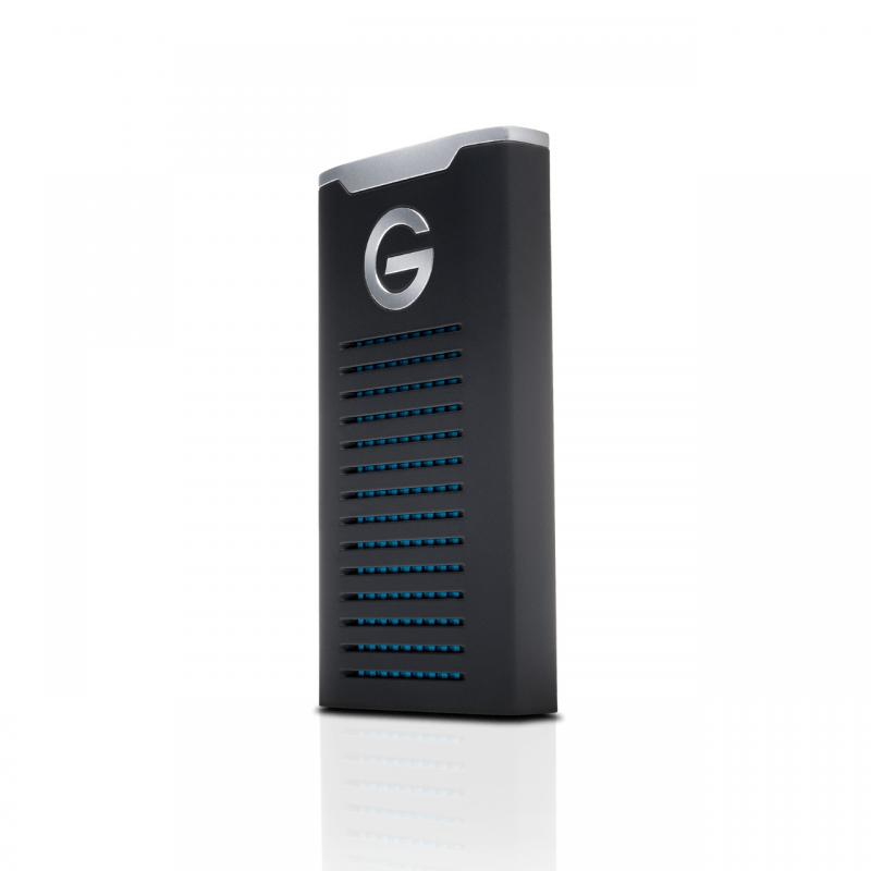 G-DRIVE Mobile SSD 500 GB Negro - Imagen 1