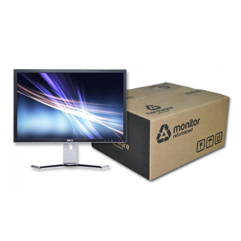 """Dell 2009WTFT 20 '' HD 16:10 · Resolución 1680x1050 · Pequeños arañazos o manchas en pantalla. (Ver en """"+ Imágenes"""")"""