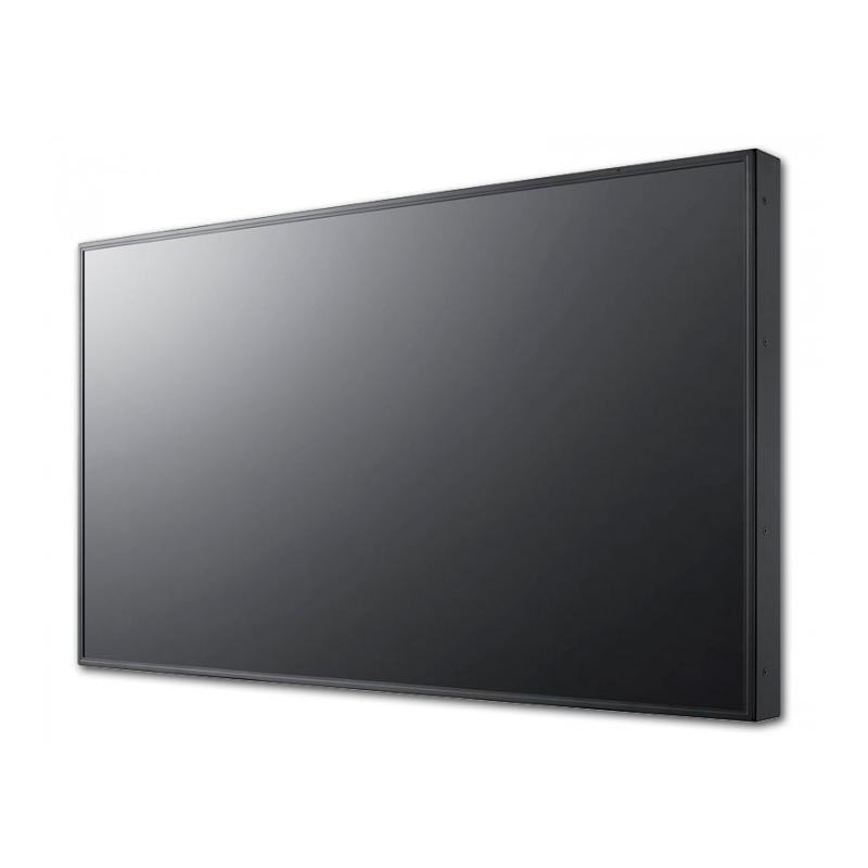 Samsung 400UX-3 LCD 40 '' 16:9 · Resolución 1920x1080 · Dot pitch 0.5 mm · Respuesta 8 ms · Contraste 3000:1 · Brillo 700 cd/m2