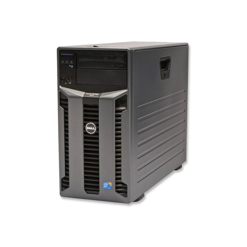 Dell Poweredge T610 Torre 2x Intel Xeon Six Core E5645 2.4 GHz. · 32 Gb. DDR3 RAM · 12 bahías (8 vacías ) · 2x 2.00 Tb. SAS 3.5'