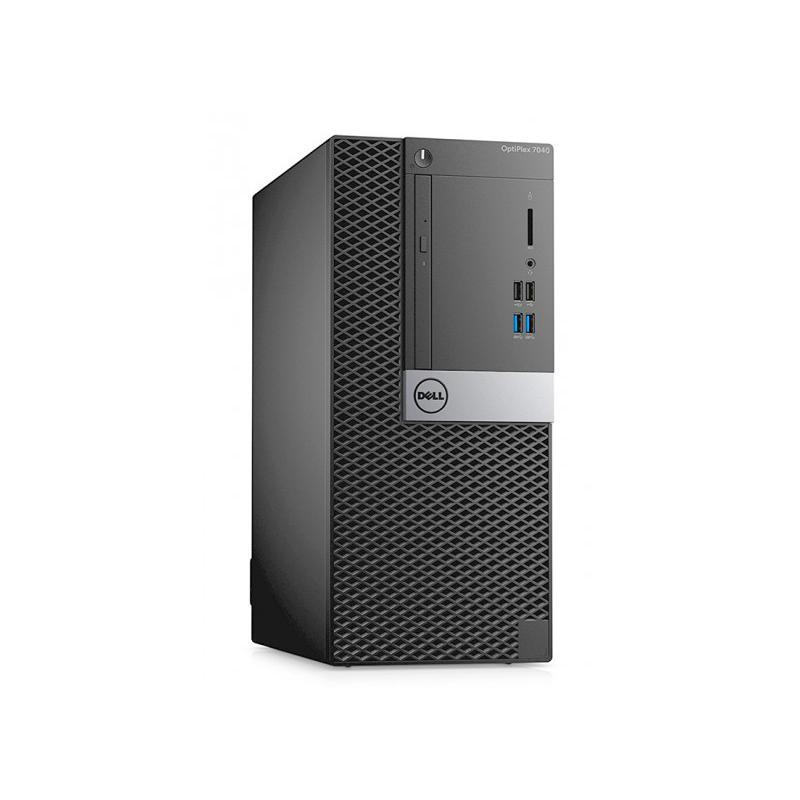 Dell OptiPlex 7040 MT Intel Core i7 6700 3.4 GHz. · 8 Gb. DDR4 RAM · 1.00 Tb. SATA · DVD-RW · Windows 10 Pro · 2xPCIe x16 - 1xPC