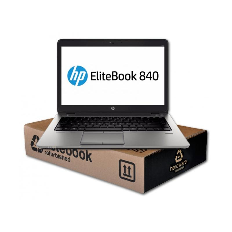 HP EliteBook 840 G2Intel Core i5 5200U 2.2 GHz. · 8 Gb. DDR3 RAM · 240 Gb. SSD · Teclado Internacional con pegatinas en Cast
