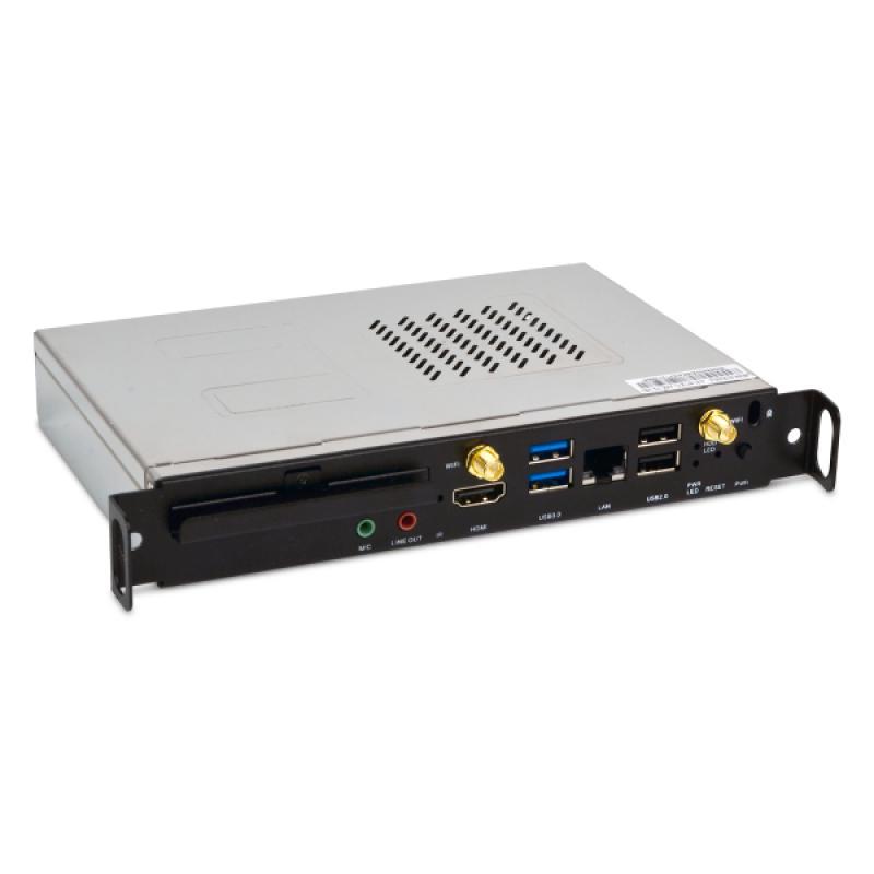 VPC12-WPO-2 ordenador empotrado 2,4 GHz 6ª generación de procesadores Intel® Core™ i5 8 GB 128 GB SSD - Imagen 1