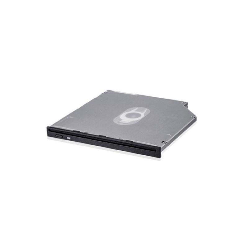 LG GS40N unidad de disco óptico Interno Negro, Metálico DVD±RW - Imagen 1