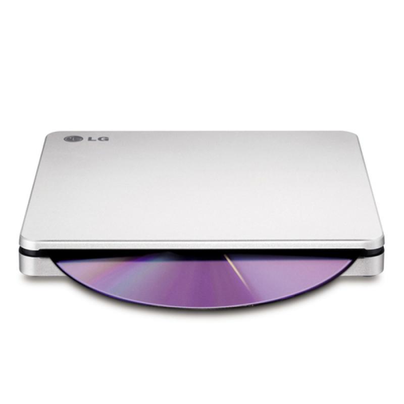 LG GP70NS50 unidad de disco óptico Plata DVD Super Multi - Imagen 1