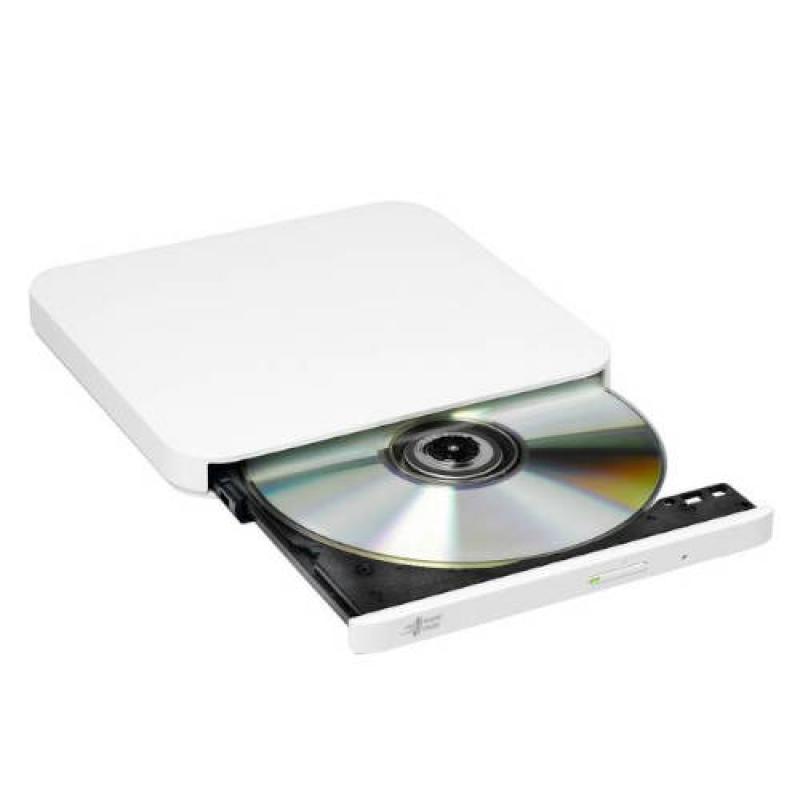 REGRABADORA LG-H DVD-W EXTERNA RETAIL BLANCO (GP90NW70.AHLE10B) - Imagen 1