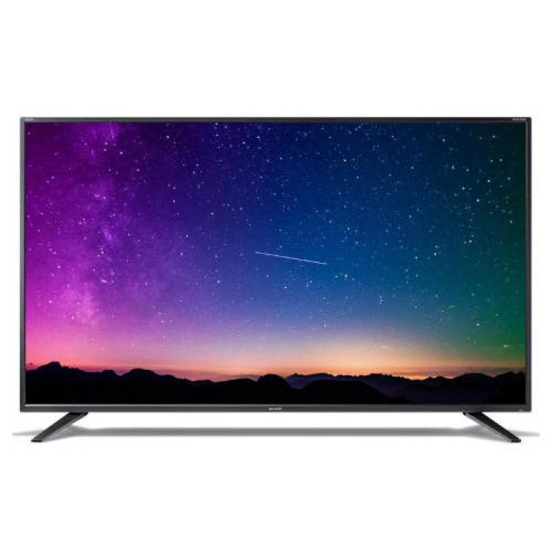 TV SHARP LED 55 UHD SMART TV - 4K HDR - DVB-T/T2/C/S/S2 - 3USB - 3HDMI -WIF/LAN - HARMAN/KARDON SPEAKER SYSTEM - Imagen 1