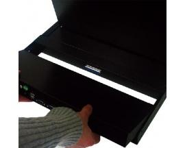 8 puertos KVM switch USB/PS2+HD15