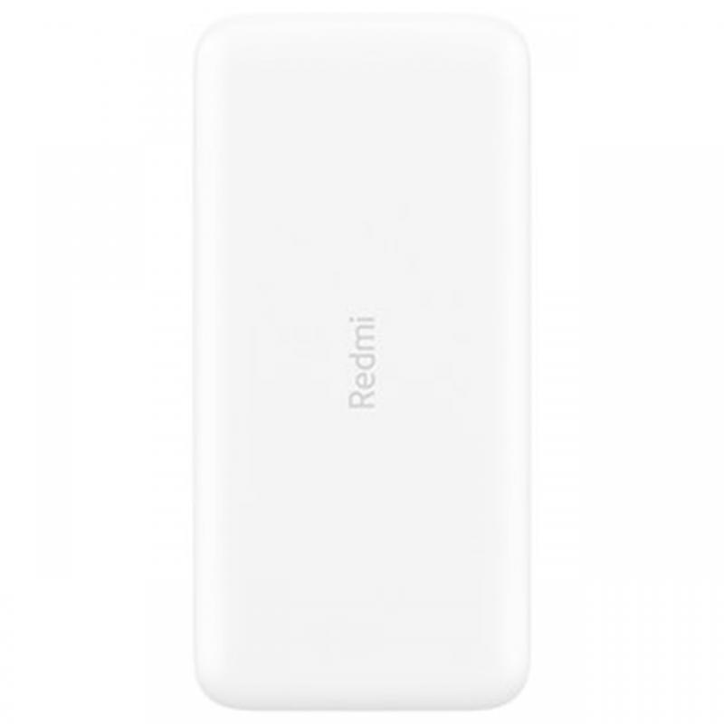 Redmi batería externa Blanco Polímero de litio 20000 mAh - Imagen 1