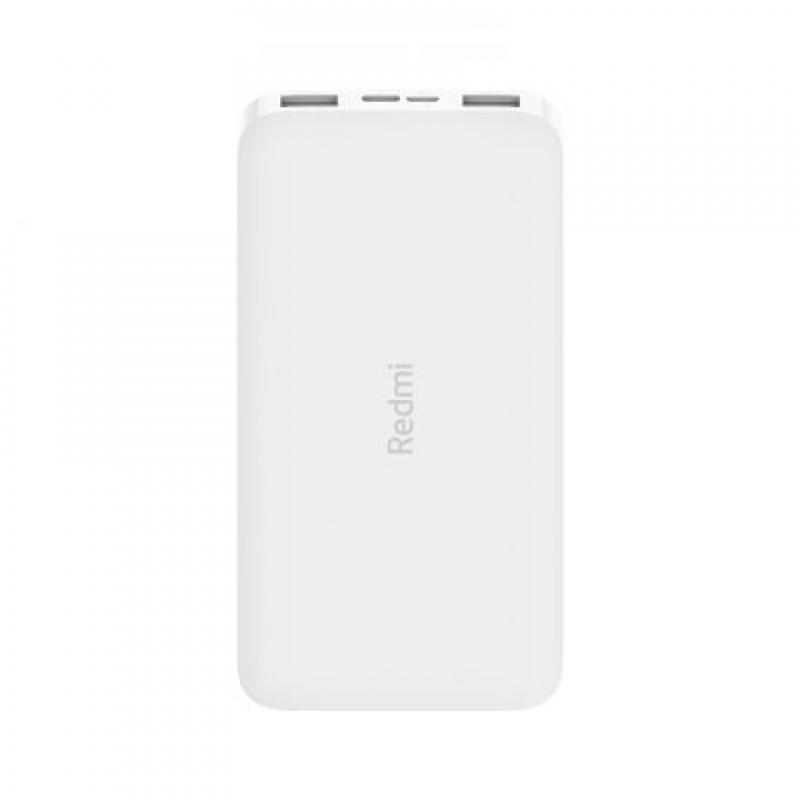 Redmi batería externa Blanco Polímero de litio 10000 mAh - Imagen 1