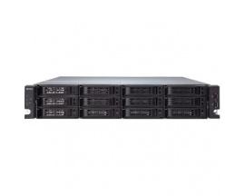 Servidor de almacenamiento de red Buffalo TeraStation TS-2RZH24T12D - 2U - Montaje en bastidor - Intel Xeon E3-1275 Quad-core (4