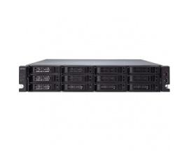 Servidor de almacenamiento de red Buffalo TeraStation TS-2RZS12T04D - 2U - Montaje en bastidor - Intel Xeon E3-1225 Quad-core (4