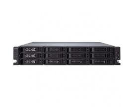 Servidor de almacenamiento de red Buffalo TeraStation TS-2RZS08T04D - 2U - Montaje en bastidor - Intel Xeon E3-1225 Quad-core (4