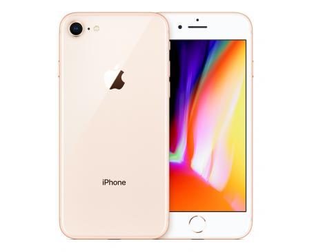 "iPhone 8 11,9 cm (4.7"") 256 GB SIM única 4G Oro - Imagen 1"