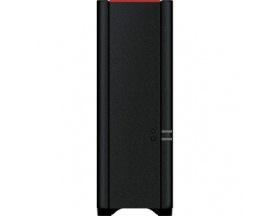 Sistema de almacenamiento NAS Buffalo LinkStation LS210 - Externo - Marvell ARMADA 300 370 800 MHz - 1 x HDD admitido - 1 x HDD