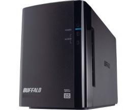 Sistema de almacenamiento DAS Buffalo DriveStation Duo - 2 x HDD admitido - 2 x HDD Instalado - 6 TB Capacidad de HDD Instalado