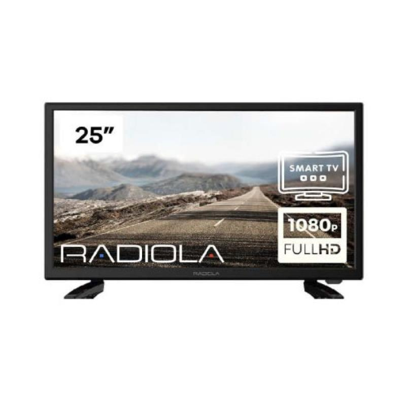 TV RADIOLA RAD-LD25100KA/ES SMART TV LED 25 FHD ANDROID - Imagen 1