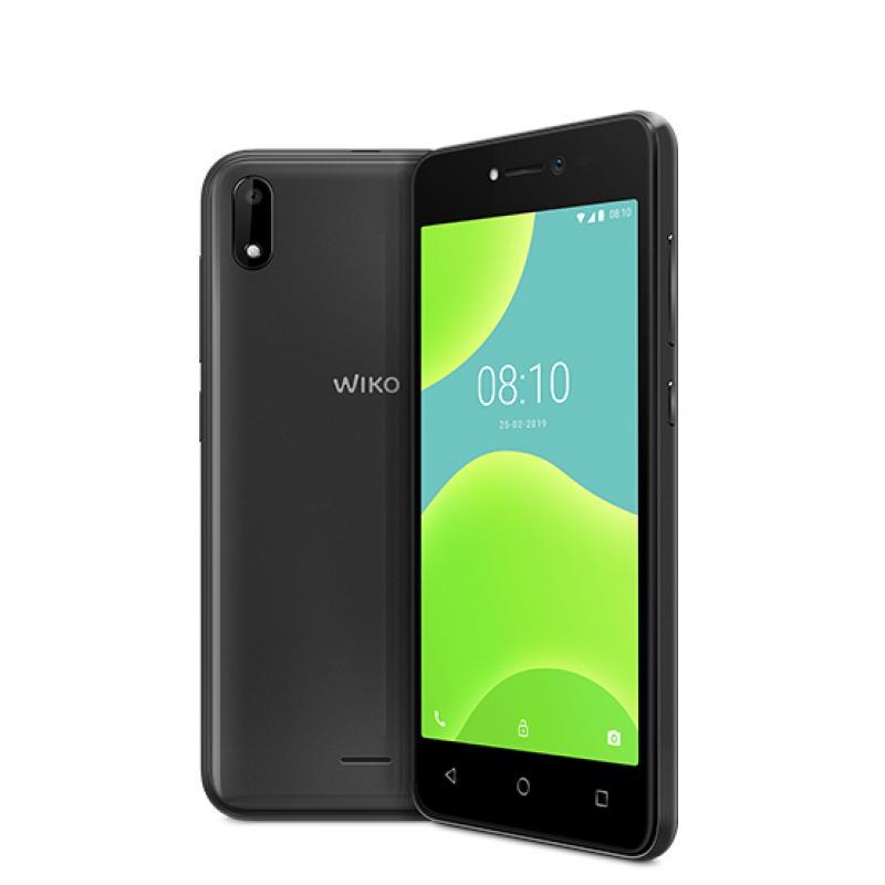 "Y50 12,7 cm (5"") 1 GB 16 GB SIM doble 3G MicroUSB Gris Android 8.1 2200 mAh - Imagen 1"