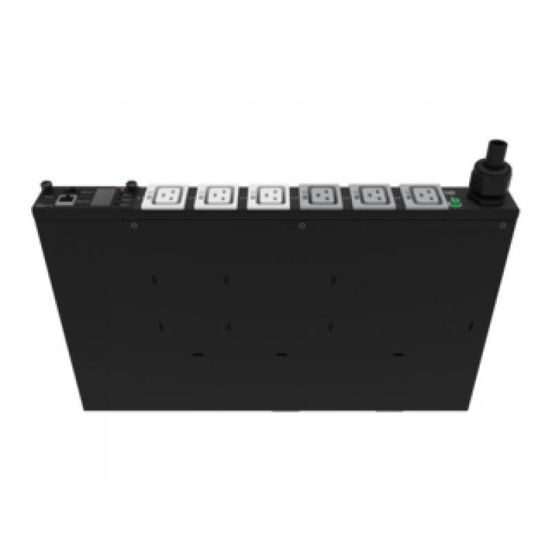 P9R54A unidad de distribución de energía (PDU) 1U 6 salidas AC - Imagen 1