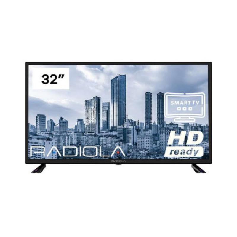 TV RADIOLA RAD-LD32100KA/ES SMART TV LED 32 HD READY ANDROID - Imagen 1