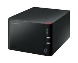 Sistema de almacenamiento NAS Buffalo TeraStation TS1400D0404 - Marvell ARMADA 370 Dual-core (2 Core) 1,20 GHz - 4 x HDD admitid