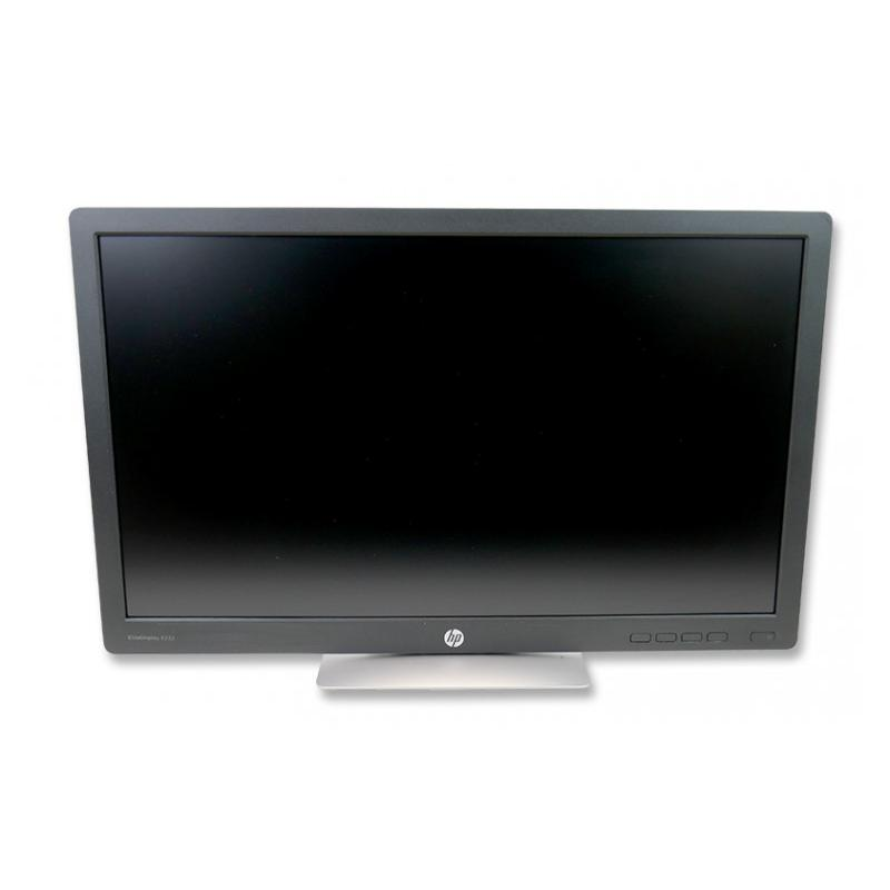 HP EliteDisplay E232 Led 23 '' FullHD 16:9 · Resolución 1920x1080 · Dot pitch 0.265 mm · Respuesta 5 ms · Contraste 1000:1 · B