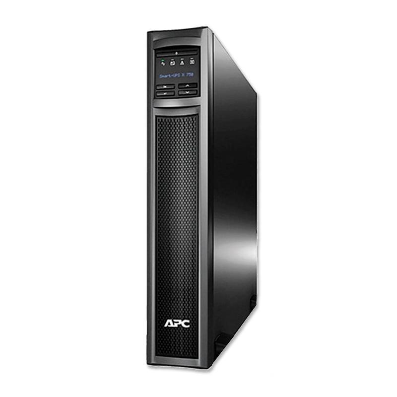 APC SMX-750I 750VA (600W) - Line Interactive - 1xUSB, 1xRJ45 Serial, SmartSlot - Imagen 1
