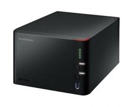 Sistema de almacenamiento NAS Buffalo TeraStation TS1400D1204 - Marvell ARMADA 370 Dual-core (2 Core) 1,20 GHz - 4 x HDD admitid