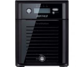 Sistema de almacenamiento NAS Buffalo TeraStation TS5400DWR0404 - De Escritorio - Intel Atom D2550 Dual-core (2 Core) 1,86 GHz -