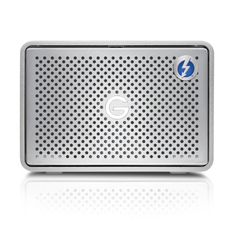 G-RAID Thunderbolt 3 unidad de disco multiple 12 TB Plata - Imagen 1