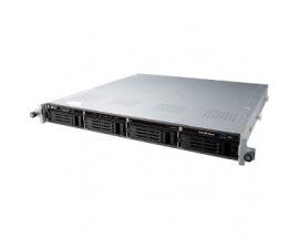 Sistema de almacenamiento NAS Buffalo TeraStation TS1400R0404 - 1U - Montaje en bastidor - Marvell ARMADA 370 1,20 GHz - 4 x HDD