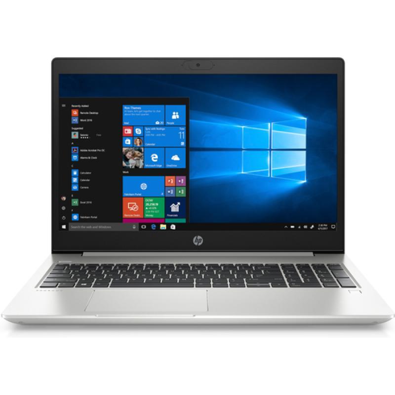 """HP ProBook 450 G7 Plata Portátil 39,6 cm (15.6"""") 1920 x 1080 Pixeles Intel® Core™ i5 de 10ma Generación 8 GB DDR4-SDRAM 256 GB S"""