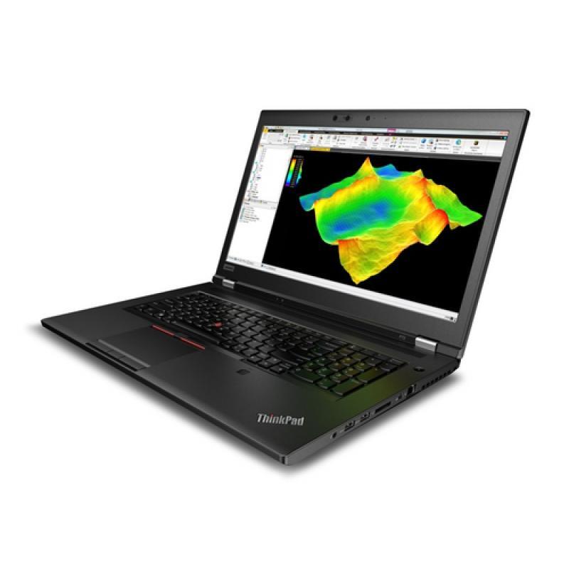 "Lenovo ThinkPad P72 Negro Estación de trabajo móvil 43,9 cm (17.3"") 1920 x 1080 Pixeles Intel Xeon E 32 GB DDR4-SDRAM 1000 GB SS"