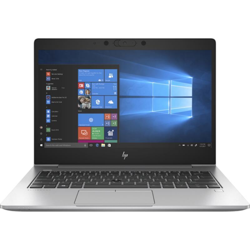 """HP EliteBook 830 G6 Plata Portátil 33,8 cm (13.3"""") 1920 x 1080 Pixeles 8ª generación de procesadores Intel® Core™ i5 8 GB DDR4-S"""