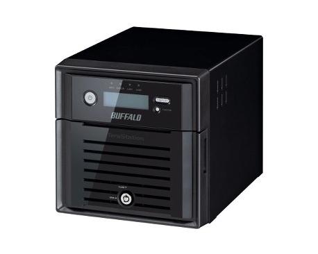Sistema de almacenamiento NAS Buffalo TeraStation WS5200DRW2 - 1 x Intel Atom D2550 Dual-core (2 Core) 1,86 GHz - 2 x HDD Instal