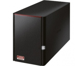 Sistema de almacenamiento NAS Buffalo LinkStation LS520D - De Escritorio - Dual-core (2 Core) 1,10 GHz - 2 x HDD Instalado - 2 T