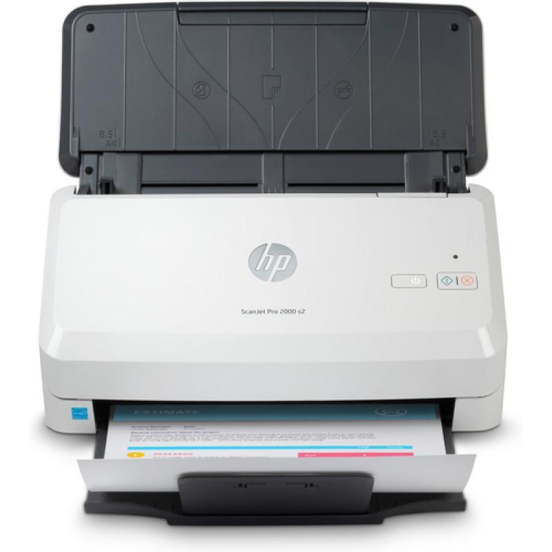 HP Scanjet Pro 2000 s2 Sheet-feed Scanner - Imagen 1